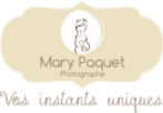 Logo Mary Paquet Photographe